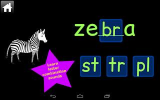 Screenshot of First Grade Word Play Lite