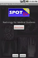 Screenshot of Radiology 4 Med Students Lite