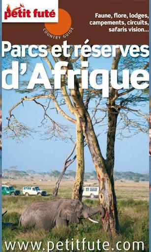 Parcs réserves d'Afrique 2012