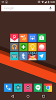 Screenshot of Minimal UI - Icon Pack