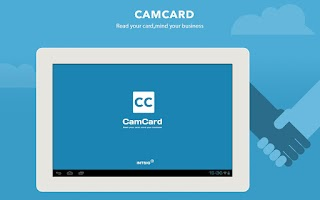 Screenshot of CamCard - BCR (Western)