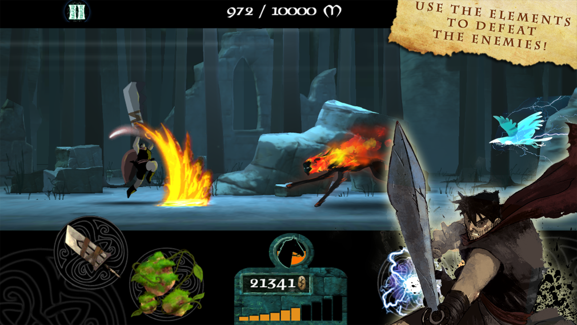 Dark Guardians Screenshot 1