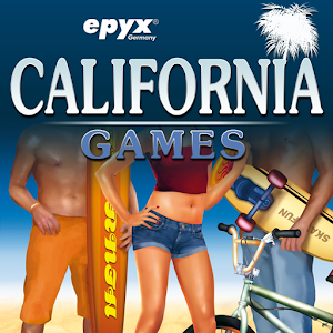 Cover art Epyx California Games (engl.)