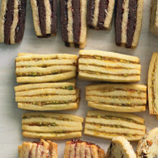 Layered Icebox Cookies