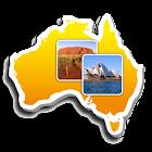 Australia Memory Game PRO icon