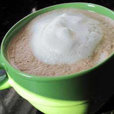Fireside Frozen Mocha (Magic Bullet)