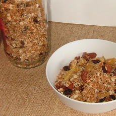 Toasted Swiss Muesli Cereal