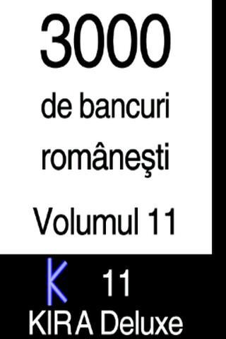 BANCURI 3000 - volumul 11