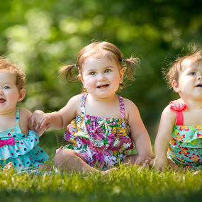 Summer Girls by Mike DeMicco - Babies & Children Toddlers (  )