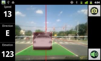 Screenshot of Drivea - Driving Assistant App