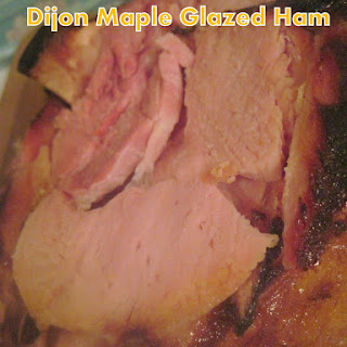 DIJON MAPLE GLAZED HAM