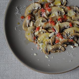 Button Mushroom Salad Recipes