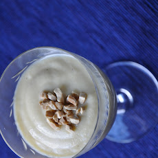 Bay-Scented Vanilla Pudding
