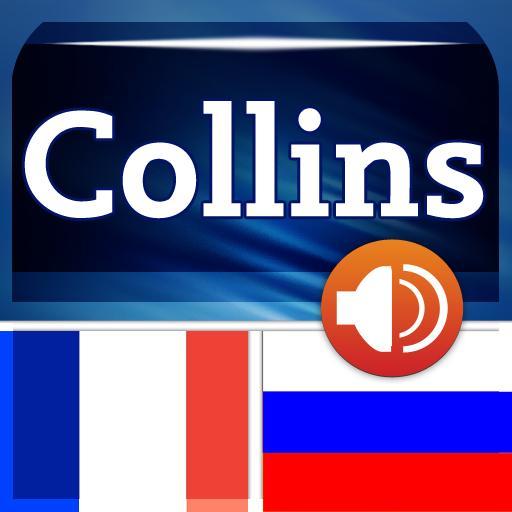 French<>Russian Gem Dictionary 書籍 App LOGO-APP試玩
