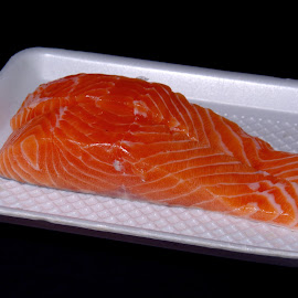 Norwegian Salmon by Rejith Reghunathan - Food & Drink Plated Food