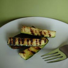 Give Away Zucchini Grill Out
