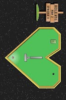 Screenshot of Droid Mini Golf