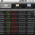 Insider Trade Alert icon