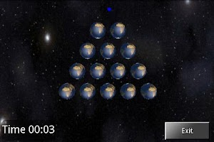 Screenshot of Marbles 3D