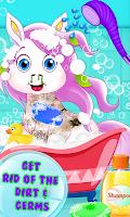 Screenshot of Pony Doctor - Kids Games
