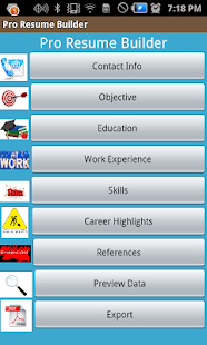 app resume builder elite apk for windows phone android