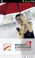 Screenshot of WetterService