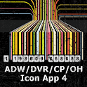 Icon App 4 ADW/OH/DVR/CP icon