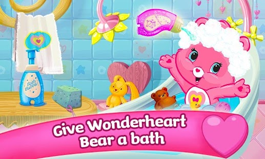 Care Bears Rainbow Playtime- screenshot thumbnail