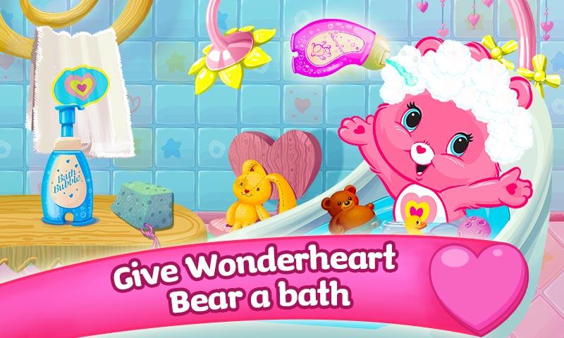 Care Bears Rainbow Playtime Screenshot 2