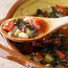 Swiss Chard and White Bean Soup President's Choice
