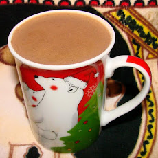 Italian Hot Chocolate - Cioccolato Caldo