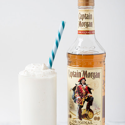 Coconut Rum Shakes [Spice Up Your Holidays - Week 2]