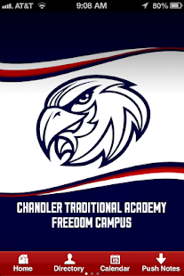 CTA Freedom Campus - screenshot