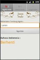 Screenshot of Mini Pepak