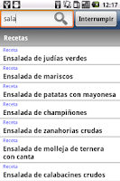 Screenshot of Bases de la cocina, Lite