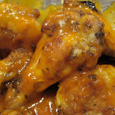 Spicy Crock-Pot Chicken Wings