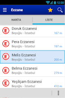 Screenshot of En Yakın