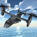 Game V22 Osprey Flight Simulator APK for Kindle