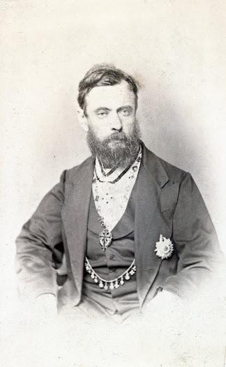 Baron Ferdinand Von Mueller, c 1867
