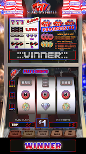 Stars and Stripes Slot - Review and Free to Play Online Game