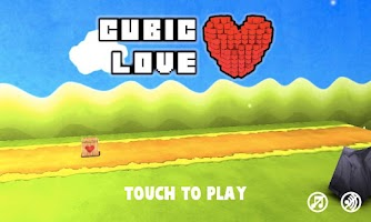 Screenshot of Cubic Love - Valentine