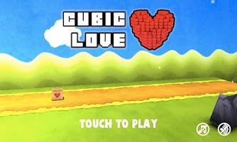 Screenshot of Cubic Love - Valentine
