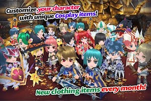 Screenshot of RPG Elemental Knights Platinum
