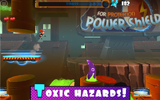 Screenshot of Rock Runners