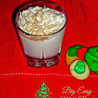 Big Easy Milk Punch