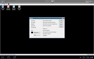 Screenshot of GO-Global