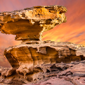 Wadi Rum Desert, Jordan by Marcin Frąckiewicz - Landscapes Mountains & Hills ( wadi rum desert )