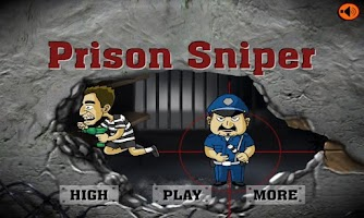 Screenshot of Prison Sniper : Prison Break