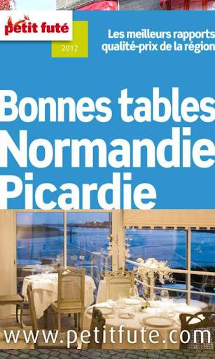 Bonnes tables de Normandie