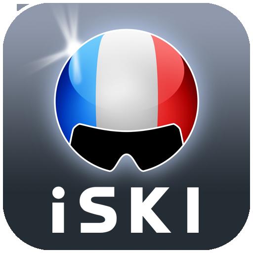 iSKI France LOGO-APP點子